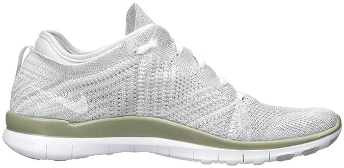 pretty nice 0fa3e 66657 Amazon.com   Nike Womens Free Tr Flyknit Metallic Running Trainers 804534  Sneakers Shoes   Road Running