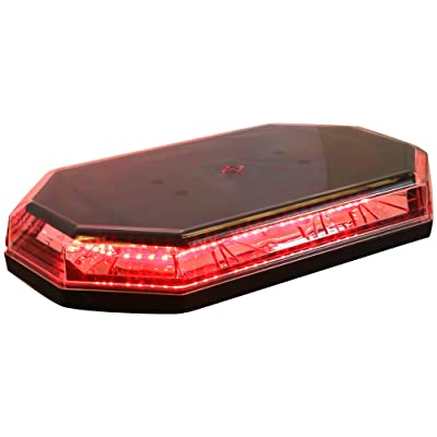 Buyers Products 8891063 Red 15 Inch 56 LED Mini Light Bar: Automotive