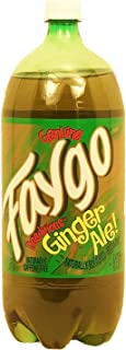 product image for Faygo ginger ale soda, extra dry, 2-liter plastic bottle