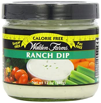 Walden Farms Ranch Dip 340g
