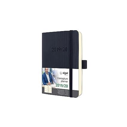 Amazon.com : Sigel C2007 Agenda semainier 18 mois 2019/2020 ...