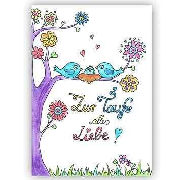 Spruch Zur Taufe Karte.Glückwunsch Zur Taufe Alles Liebe Zur Taufe Glückwunschkarte Taufe Taufkarte Taufkarte Mädchen Taufkarte Jungen Karte Zur Taufe Süße Karte