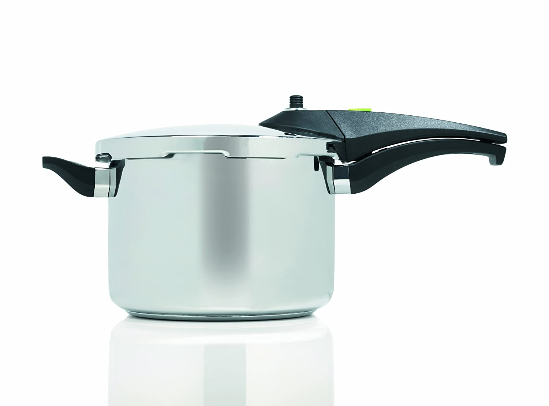 Amazon.com: Kuhn Rikon ecomatic 6 Litro olla de presión ...