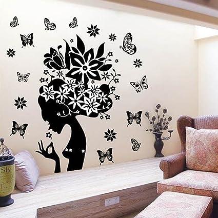 Winhappyhome Gufo bambini del fumetto di sticker da parete ...