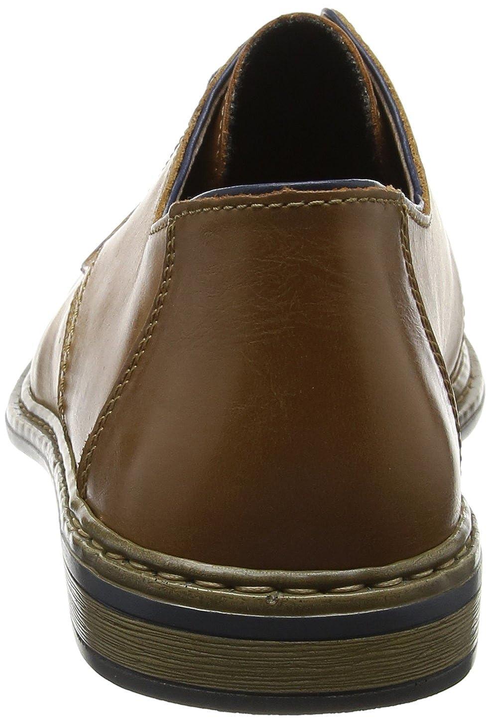 Rieker Mens Zim Lace Up Formal Shoes