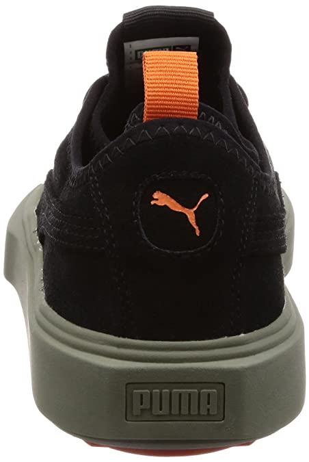 f6902bb5c60fa3 Puma Breaker Mesh FOF Shoes Black-Firecracker  Amazon.co.uk  Shoes   Bags