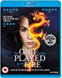 The Girl Who Played With Fire [Blu-ray] [2010]