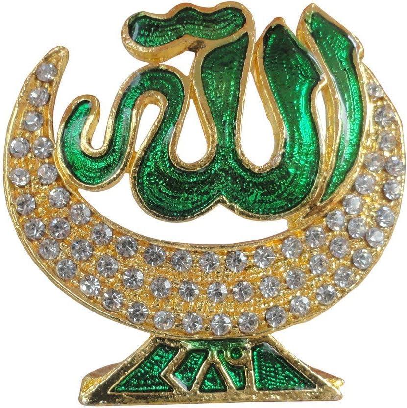 Odishabazaar islamic Idol for Car Dashboard / Home / Office / Perfect Gift Item