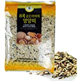ROM AMERICA 8 Eight Mixed Grains with Goden Flax Seeds Sweet Brown Rice Whole Barley 4 Pound - 8곡 아마씨 영양미 잡곡