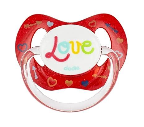 Dodie 3700763502847 Physio Love P61 - Chupete (a partir de ...