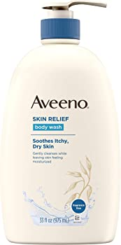 Aveeno Skin Relief Fragrance-Free Body Wash 33 fl. oz