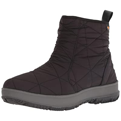 BOGS Women's Snowday Low Waterproof Insulated Winter Snow Boot | Outdoor