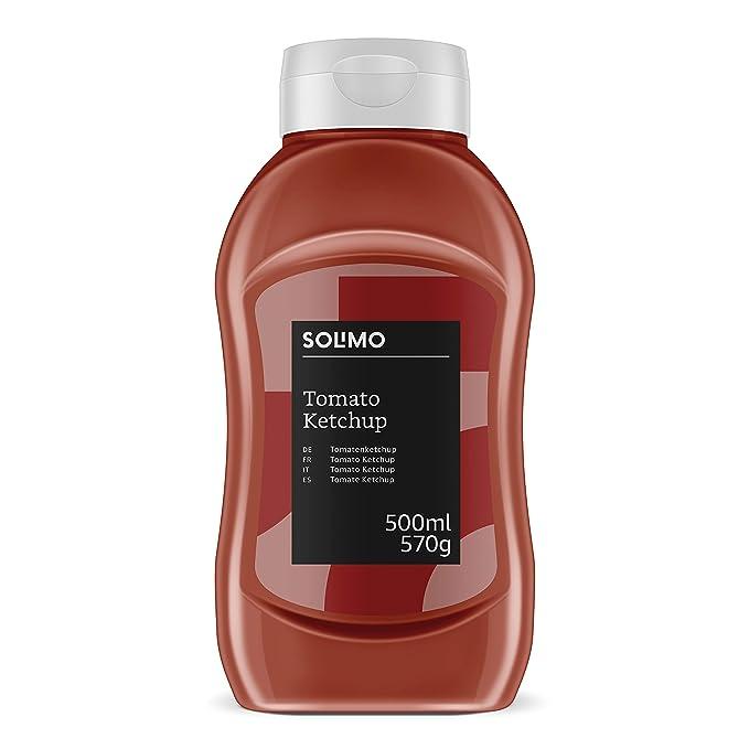 11 opinioni per Marchio Amazon- Solimo Ketchup (6 x 500 ml)
