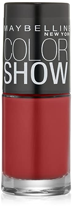 Amazon.com : Maybelline New York Color Show Nail Lacquer, Paint The ...
