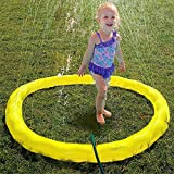 Sprinkler Toys for Kids,Inflatable Pool Toys,Water Spray Giant Ring Tube 68'' Sprinkle and Spray Party Play Outdoor Sprinkler Toy - Hot Summer Water Sprinkler Fun