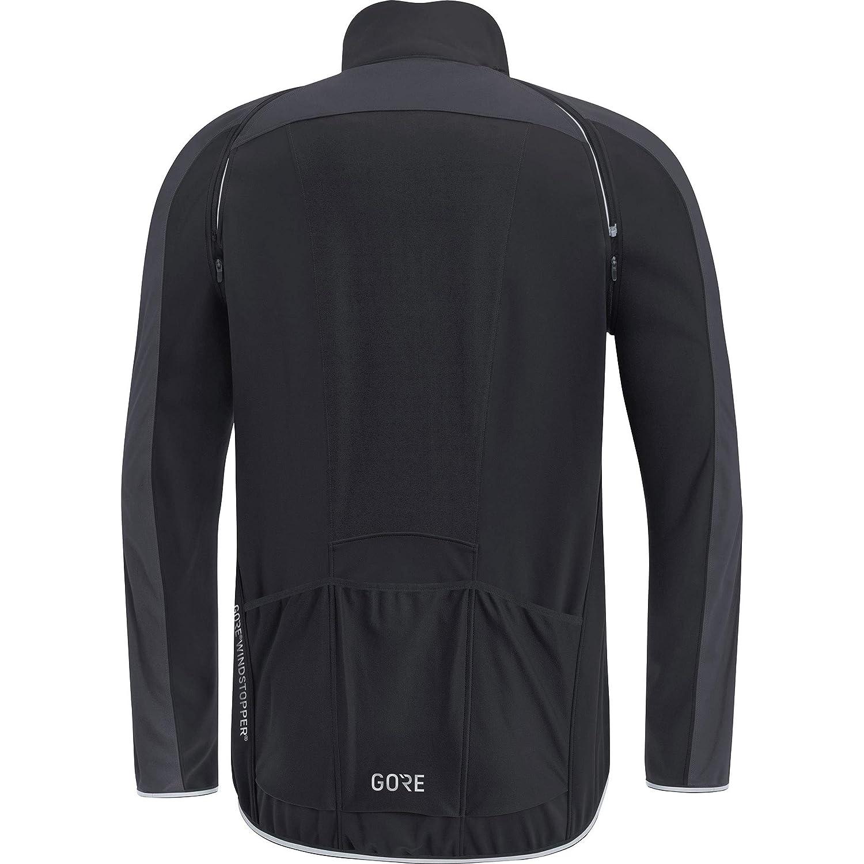 Jacket Wear Windstopper Gore Off C3 Phantom Zip rdCexBo
