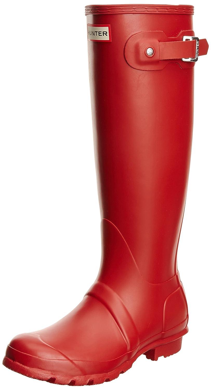 [ハンター] レインブーツ ORIGINAL TALL [並行輸入品] W23499 25.0 cm Military Red B00K1XBGAY