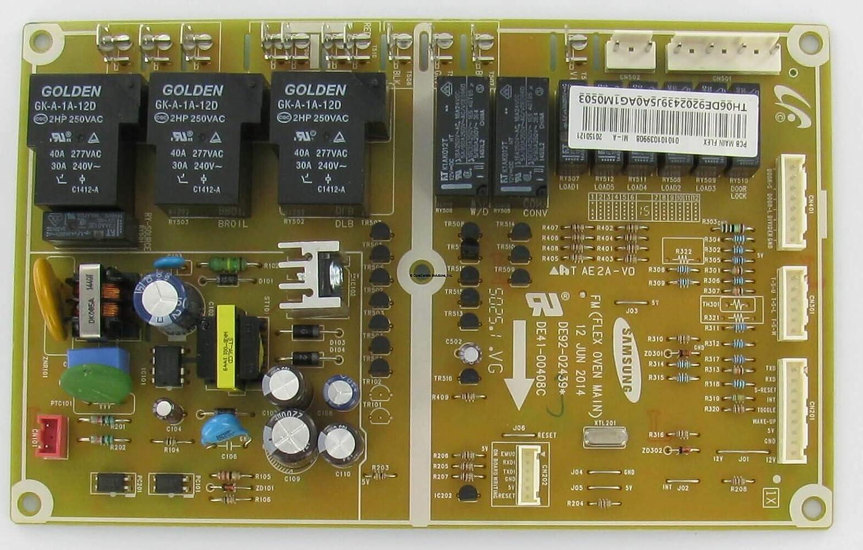 Samsung DE92-02439J Range Oven Control Board (Renewed)