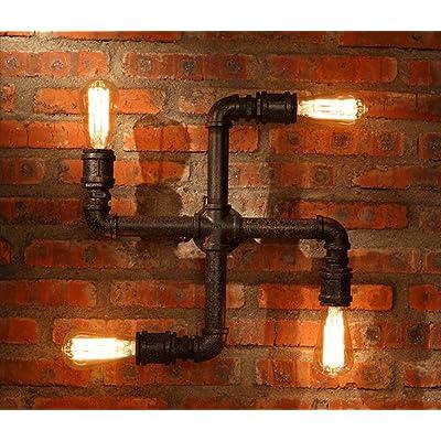 GUOQ Moderne Minimaliste Classique Bois Verre Luminaire Applique Murale Créatif  Design Créatif Couloir Lampe Pour Pour Décoration De Maison , Bar , Cuisine  ...