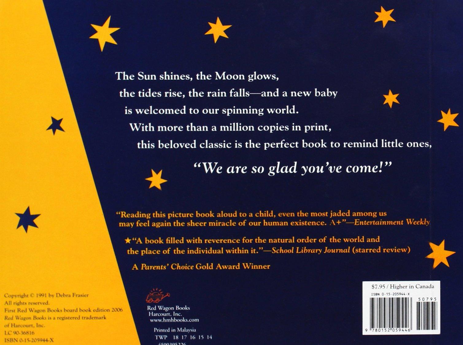 On The Day You Were Born Debra Frasier 9780152059446 Amazoncom