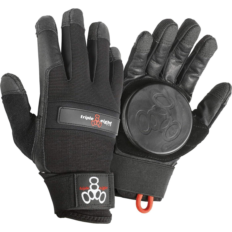 Triple Eight Longboard Downhill Slide Glove Large X-Large Black
