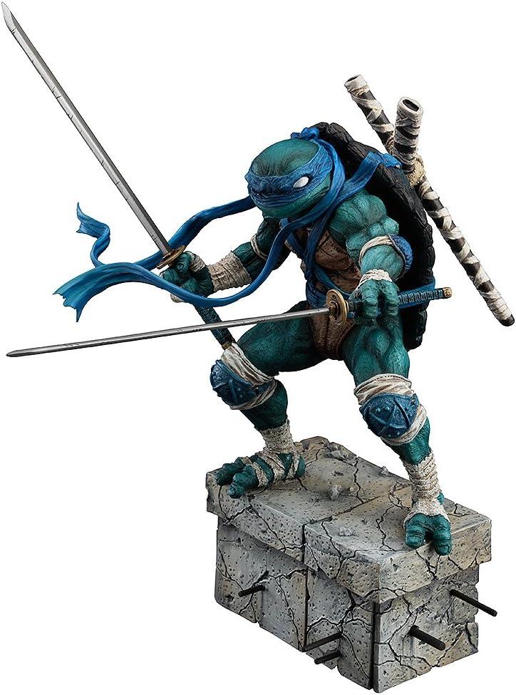Amazon Com Good Smile Teenage Mutant Ninja Turtles Leonardo Pvc