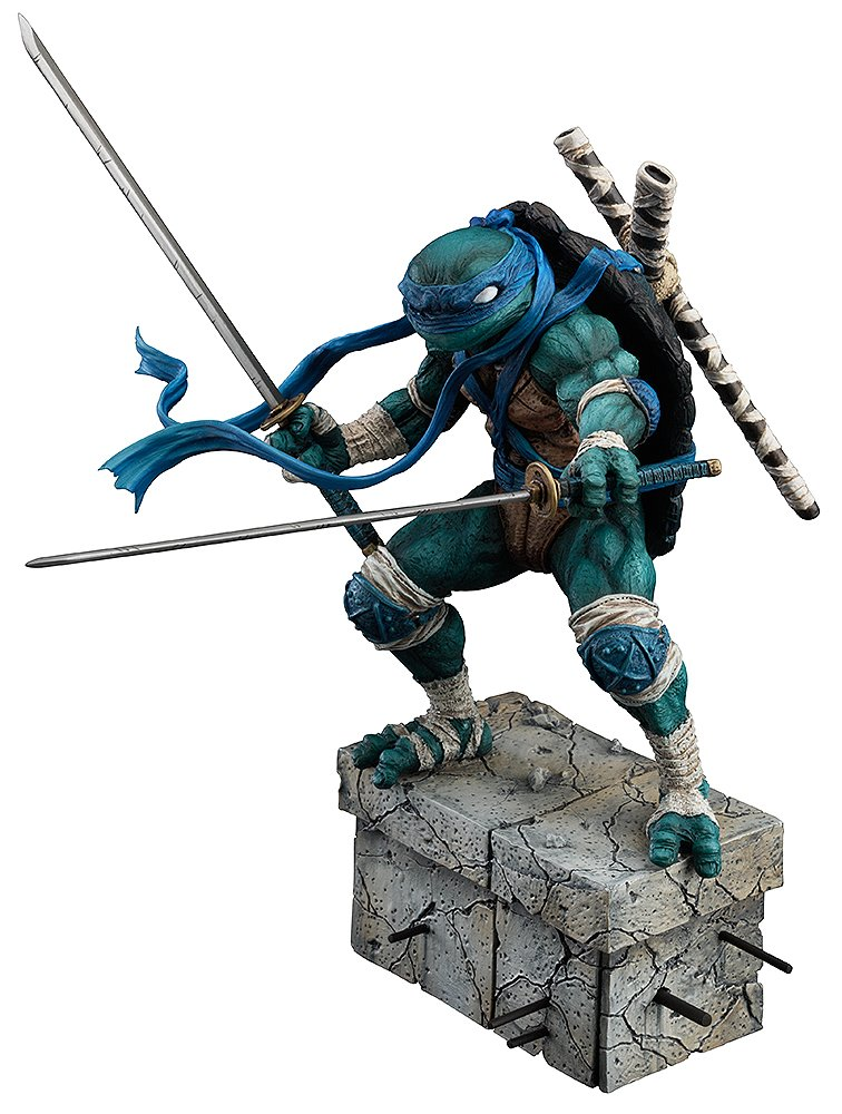 Good Smile Teenage Mutant Ninja Turtles: Leonardo PVC Figure Statue