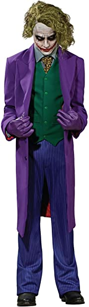 Rubies Disfraz Joker TDK Grand Heritage para Hombre Medium ...