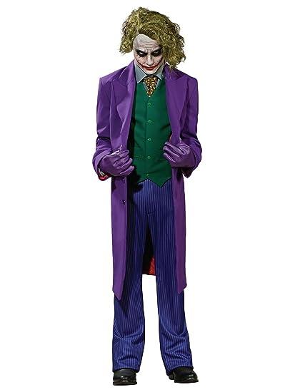 Rubieu0027s Menu0027s The Joker Grand Heritage Costume  sc 1 st  Amazon.com & Amazon.com: Rubieu0027s Costume Co. Inc Dark Knight The Joker Grand ...