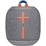 Ultimate Ears WONDERBOOM2 Bluetoothスピーカー IP67防⽔・防塵/ワイヤレス/13時間連続再生 グレー(CRUSHED ICE) WS660GR 2年保証 【国内正規品】