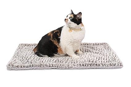 Amazon.com: Almohadilla para gatos con calefacción ...