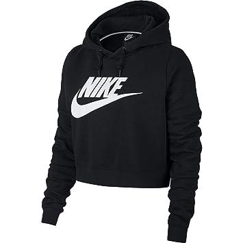 Nsw Crop Nike W Hoodie Sweatshirt Rally Femme shQdCxtr