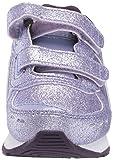 PUMA Girls' Vista Glitz V Sneaker sweet