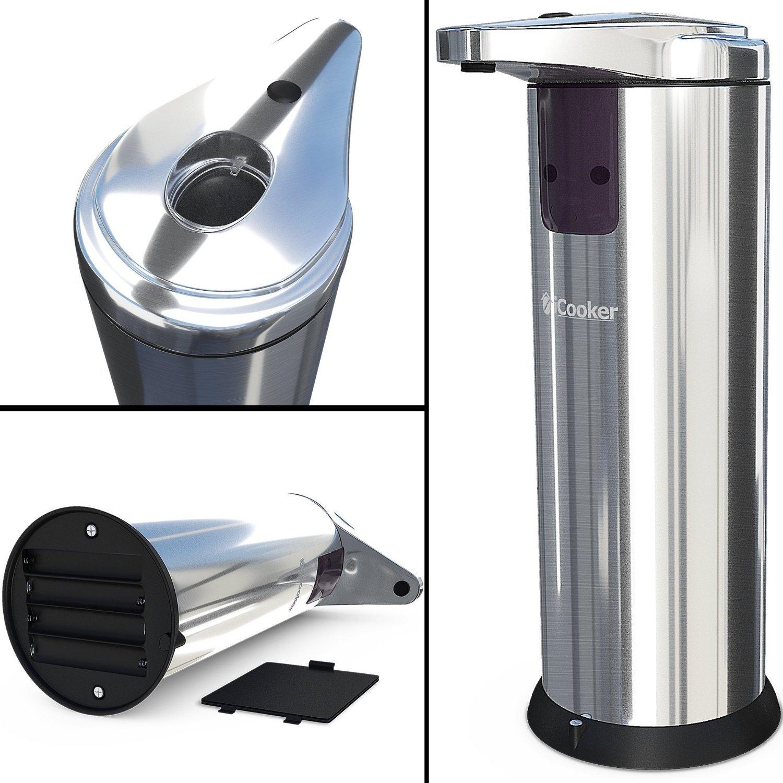 Bingua.com - Dispensador De Jabon Liquido Con Sensor Automatico - De ...
