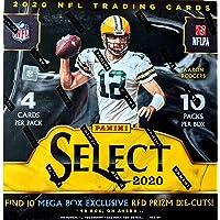 $139 » 2020 Panini Select NFL Football MEGA box (10 pks/bx)