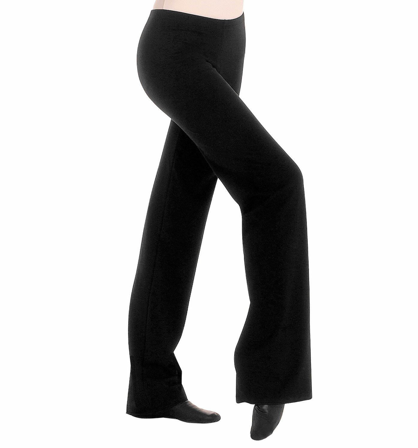 Adult Jazz Pant,0691BLKL,Black,Large by Body Wrappers