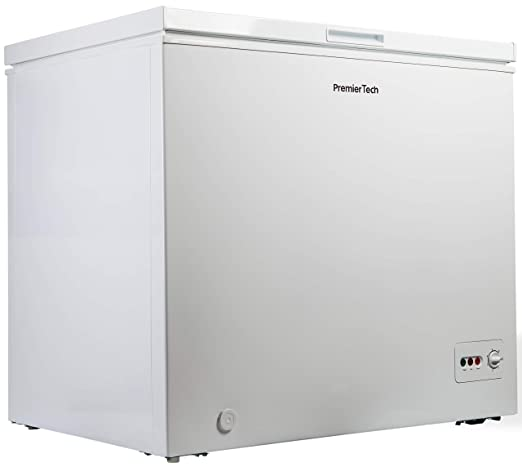 Premiertech - Congelador de cubo de 100 litros/200 litros/250 ...