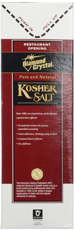 Diamond Crystal Kosher Salt, 3 lbs - Pack of 2 by Diamond (Image #2)