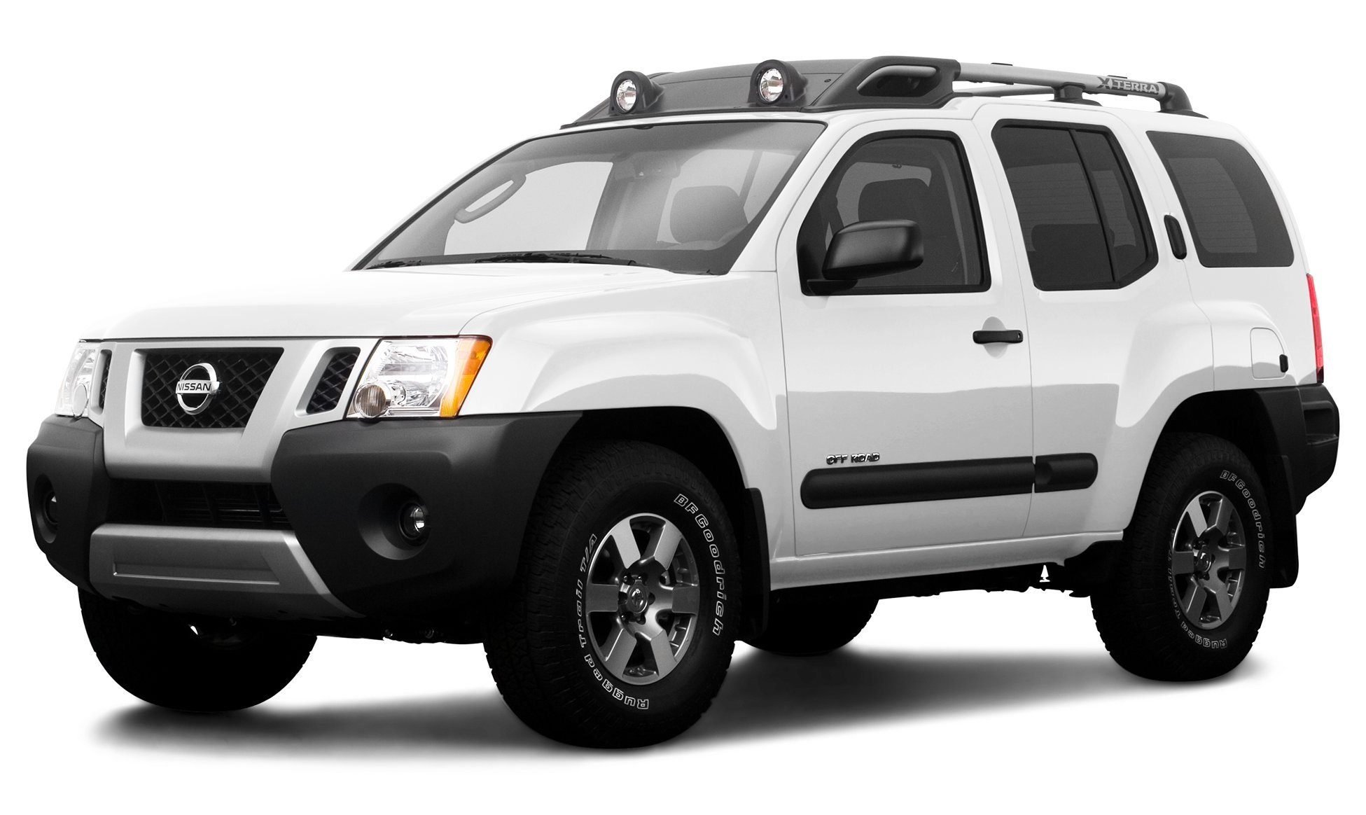 2009 Nissan Xterra Off Road, 4-Wheel Drive 4-Door Automatic Transmission ...