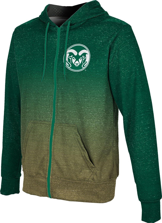 ProSphere Colorado State University Boys Full Zip Hoodie Ombre