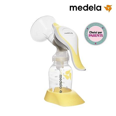 MEDELA Harmony – Mano de leche Bomba Incluye calma Aspiradora y lactancia