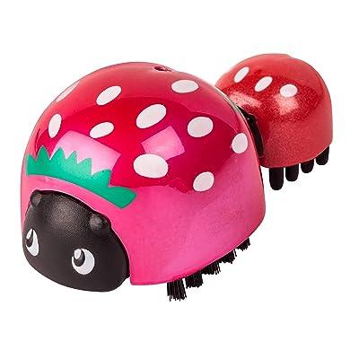 Little Live Pets – Ladybug – 1 Mini Coccinelle Interactive + Bébé – Modèle Aléatoire