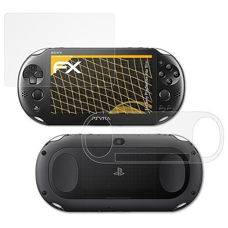 atFoliX Película Protectora para Sony PlayStation Vita Slim ...