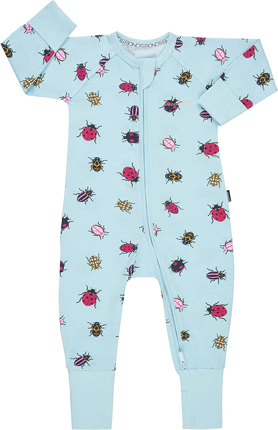 Bonds Zip Wondersuit Ladybug Club