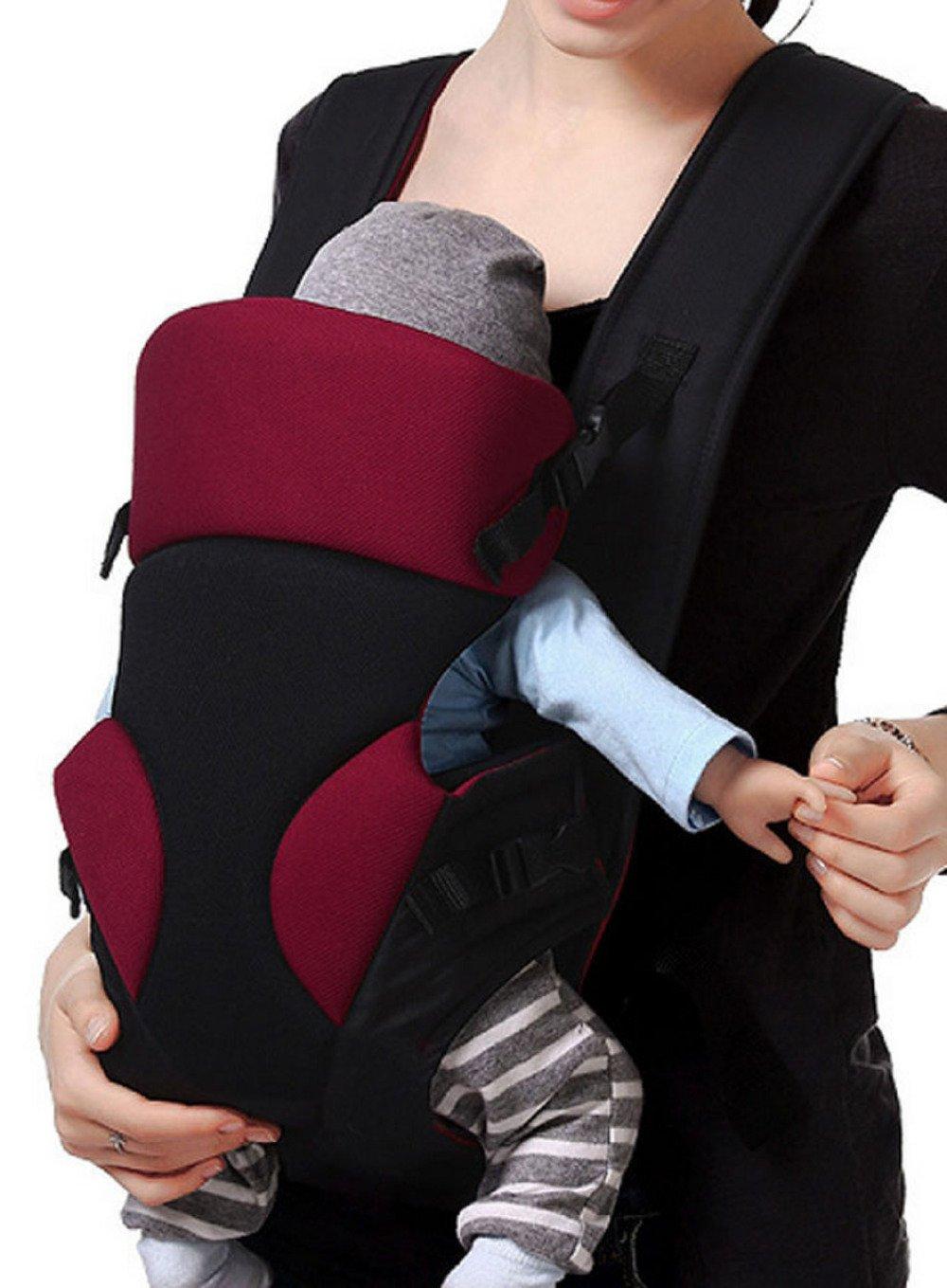 TUJHGF Schulter Baby Hosenträger Vier Jahreszeiten Universal Frontklemme Multifunktional Atmungsaktiv Gürtel,2