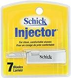 Schick Injector - 7 blades