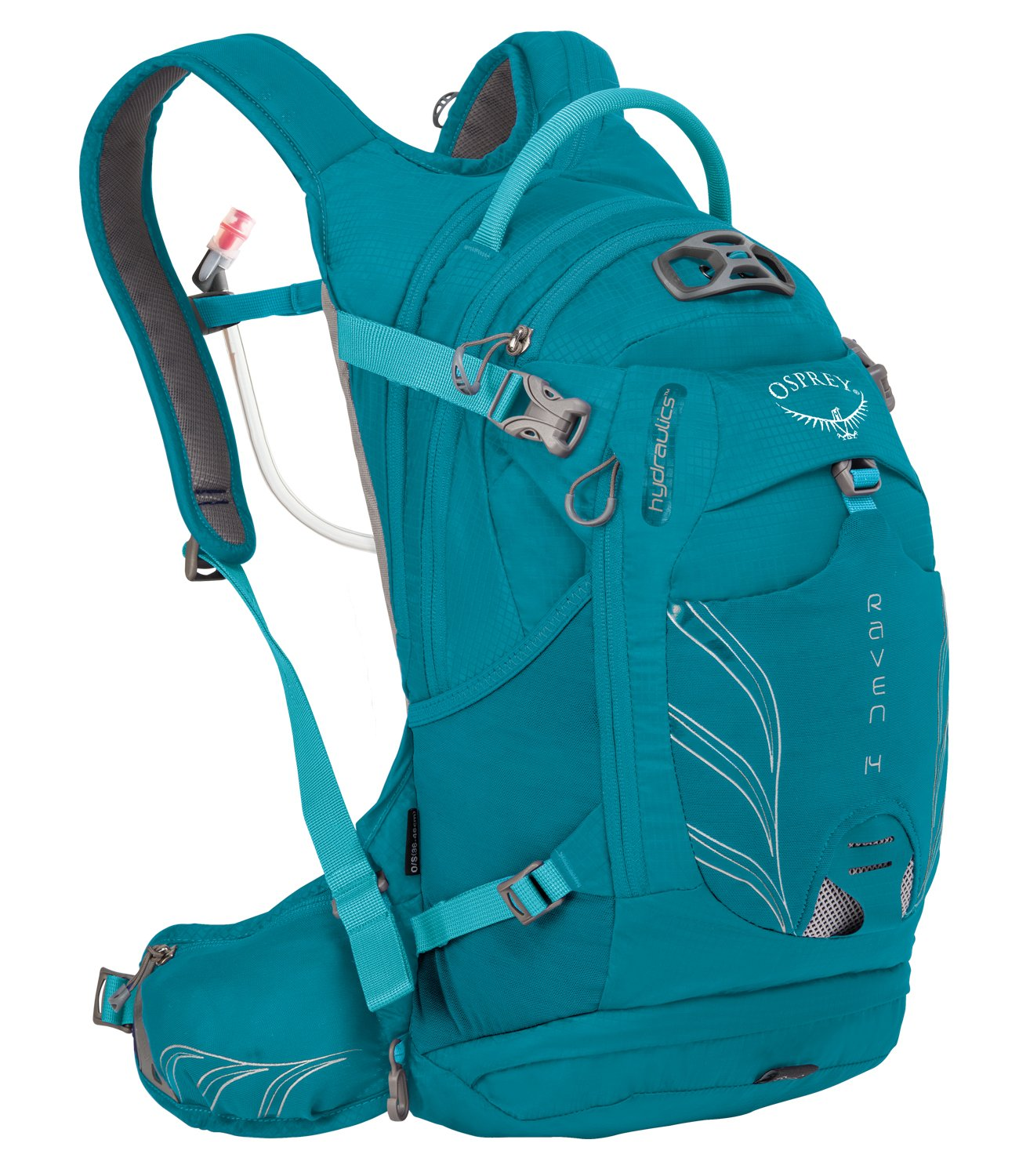 Osprey Packs Women's Raven 14 Hydration Pack, Tempo Teal by Osprey (Image #1)