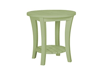 Beau Acacia Home U0026 Garden Accent Table, Avocado