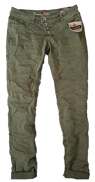 zu verkaufen Promo-Codes exquisiter Stil Damenmode Buena Vista Jeans Malibu Slack stretch twill Damen ...