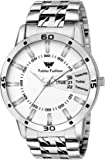 Fadiso fashion FF-011570-White Gents Special Free Style Design Day and Date Series Watch - for Men